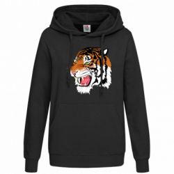 Толстовка жіноча Tiger roars
