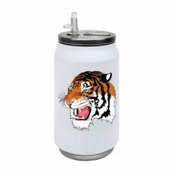 Термобанка 350ml Tiger roars