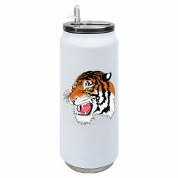 Термобанка 500ml Tiger roars
