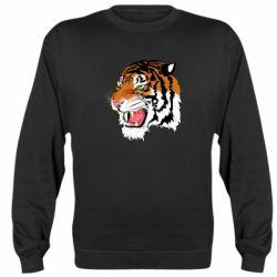 Реглан (світшот) Tiger roars