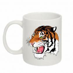 Кружка 320ml Tiger roars