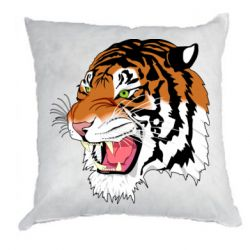 Подушка Tiger roars