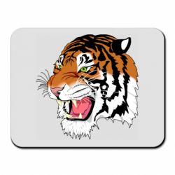 Килимок для миші Tiger roars