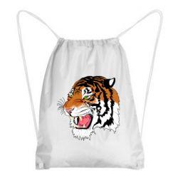Рюкзак-мішок Tiger roars