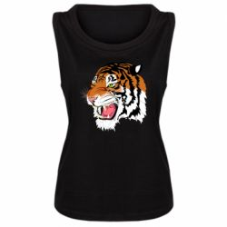 Майка жіноча Tiger roars