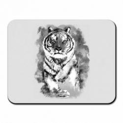 Коврик для мыши Tiger watercolor