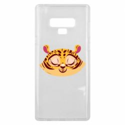 Чохол для Samsung Note 9 Tiger with a smile