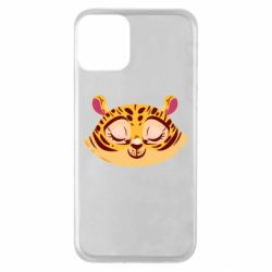 Чохол для iPhone 11 Tiger with a smile