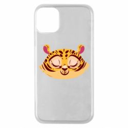 Чохол для iPhone 11 Pro Tiger with a smile