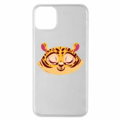 Чохол для iPhone 11 Pro Max Tiger with a smile