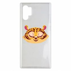 Чохол для Samsung Note 10 Plus Tiger with a smile