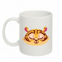 Кружка 320ml Tiger with a smile