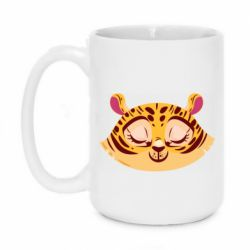 Кружка 420ml Tiger with a smile
