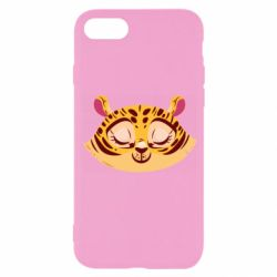 Чохол для iPhone 7 Tiger with a smile