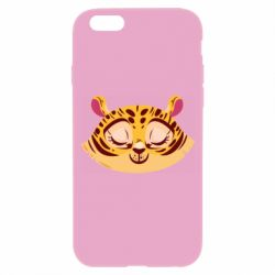 Чохол для iPhone 6/6S Tiger with a smile