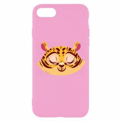 Чохол для iPhone 8 Tiger with a smile