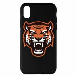 Чохол для iPhone X/Xs Tiger