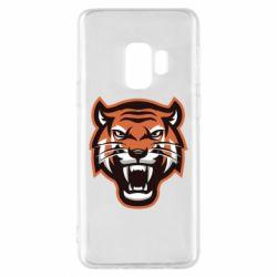 Чохол для Samsung S9 Tiger