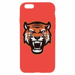 Чохол для iPhone 6/6S Tiger