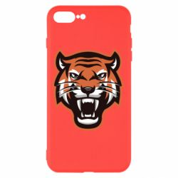 Чохол для iPhone 8 Plus Tiger