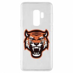 Чохол для Samsung S9+ Tiger