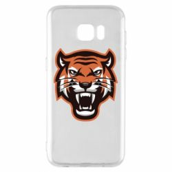 Чохол для Samsung S7 EDGE Tiger