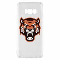Чохол для Samsung S8 Tiger