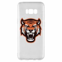 Чохол для Samsung S8+ Tiger