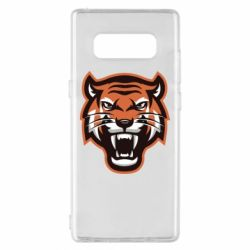 Чохол для Samsung Note 8 Tiger