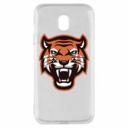 Чохол для Samsung J3 2017 Tiger