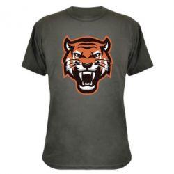Камуфляжная футболка Tiger