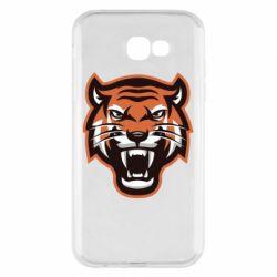 Чохол для Samsung A7 2017 Tiger