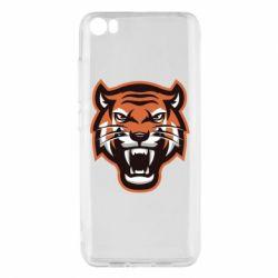 Чохол для Xiaomi Mi5/Mi5 Pro Tiger