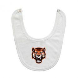Слюнявчик  Tiger