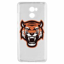 Чохол для Xiaomi Redmi 4 Tiger