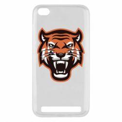 Чохол для Xiaomi Redmi 5a Tiger