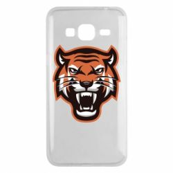 Чохол для Samsung J3 2016 Tiger
