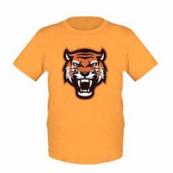 Детская футболка Tiger