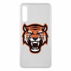 Чохол для Samsung A7 2018 Tiger