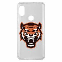 Чохол для Xiaomi Redmi Note Pro 6 Tiger