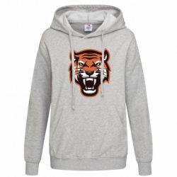Толстовка жіноча Tiger
