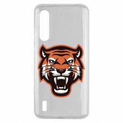Чохол для Xiaomi Mi9 Lite Tiger