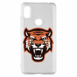 Чохол для Xiaomi Redmi S2 Tiger