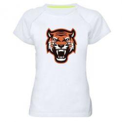 Жіноча спортивна футболка Tiger
