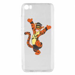 Чехол для Xiaomi Mi5/Mi5 Pro Тигра темный властелин