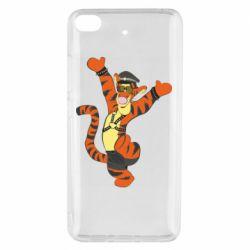 Чехол для Xiaomi Mi 5s Тигра темный властелин