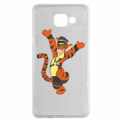 Чехол для Samsung A5 2016 Тигра темный властелин
