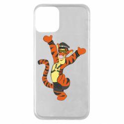 Чехол для iPhone 11 Тигра темный властелин