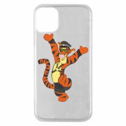 Чехол для iPhone 11 Pro Тигра темный властелин