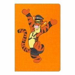 Блокнот А5 Тигра темный властелин